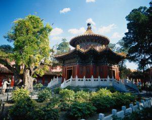 69 - Pavillon im Palastgarten